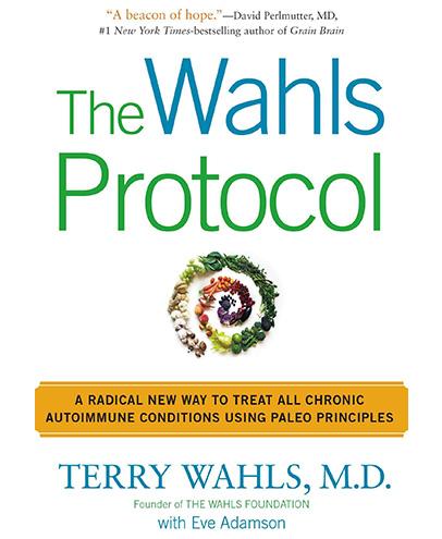 Η Δίαιτα Πρωτόκολλο Wahls Dr. Terry Wahls
